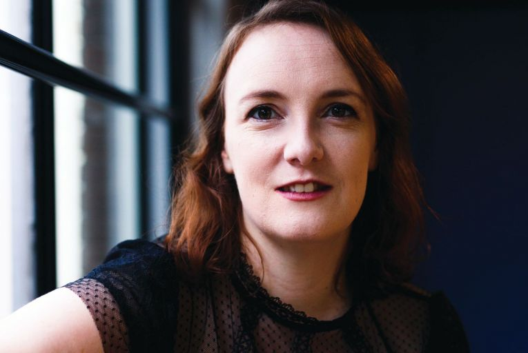 Lisa McInerney: 'It's been a case of giving myself permission to feel like an artist – and it's taken years to do that.' Picture: Brid O'Donovan