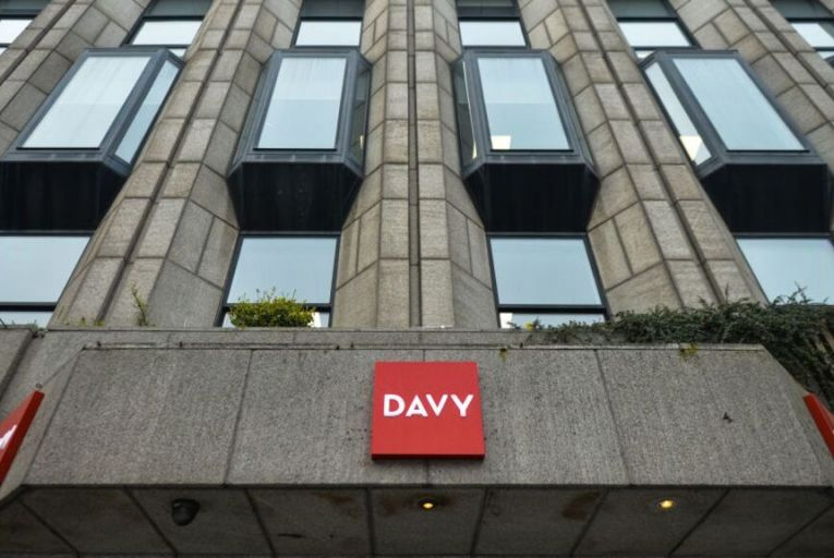 A review of transactions at Davy indicated that the total value of trades being executed in staff accounts in future 'should be significantly less than values up to year end 2020'. Picture: Getty