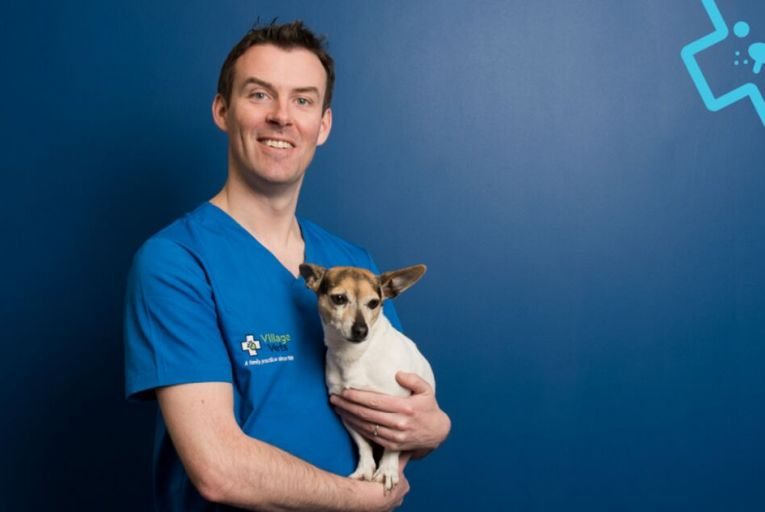 Charles Cosgrave, managing director, Village Vets: 'Pet owners want the same level of care for pets as they expect for themselves'