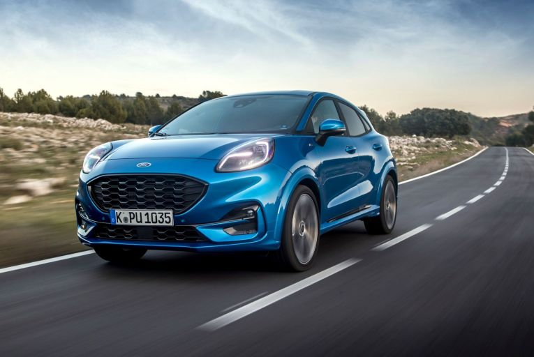 Puma makes a giant leap for Ford