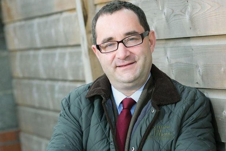 David McKone, managing director, Right at Home Ireland