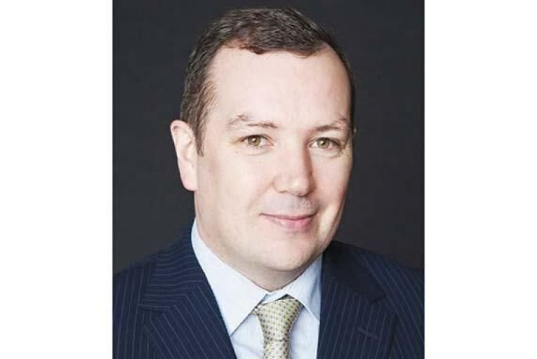 Ronan McGlade, event director at the Sustainable Processing Ireland event