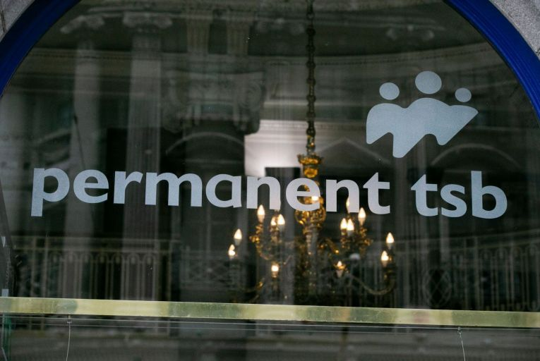 Permanent TSB was named as one of the parties in talks with Ulster Bank's parent on Friday, but sources said there is strong interest from international funds