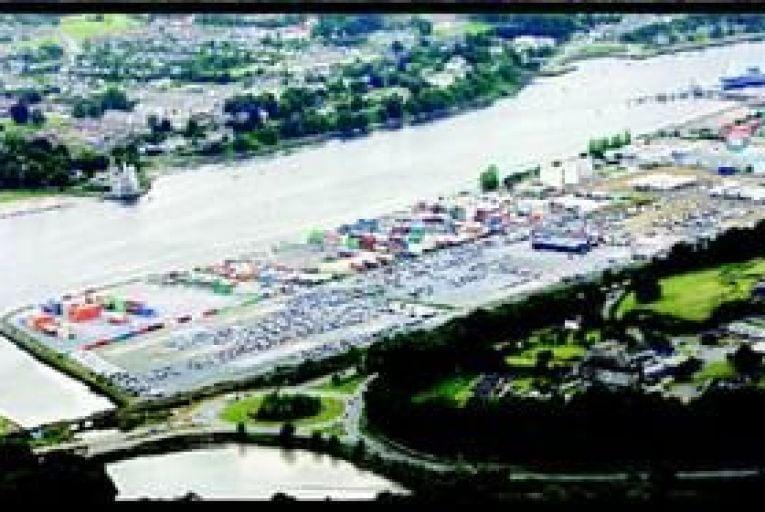 Cork\'s docklands. Photo: Provision