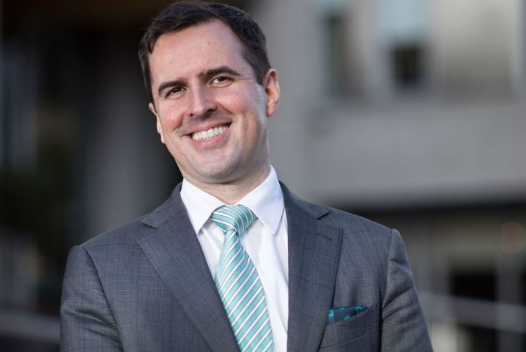 Martin Shanahan, the chief executive of IDA Ireland, has told the Business Post that multinational companies could mitigate the risk of Ireland's unstable energy sector by moving investments elsewhere. Picture: Fergal Phillips