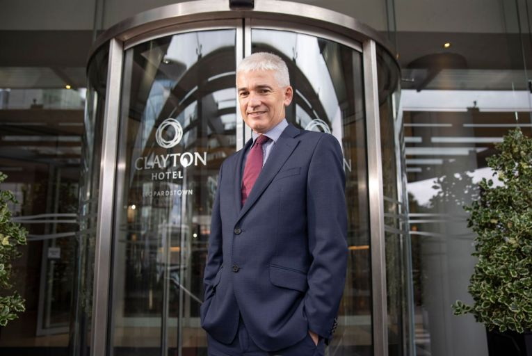 Dermot Crowley, ceo designate of Dalata Hotel Group: 'The recovery has been stronger than expected.' Picture: Fergal Phillips