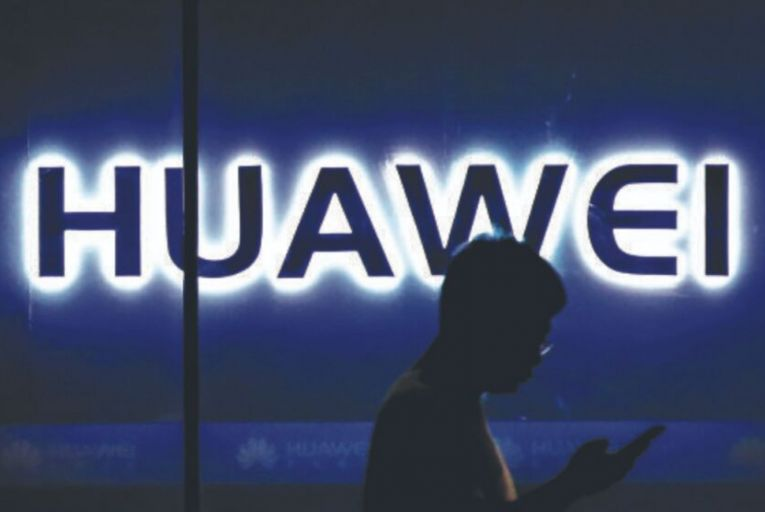 """Huawei executive says he has """"no idea"""" about links to Uighur detention camps"""