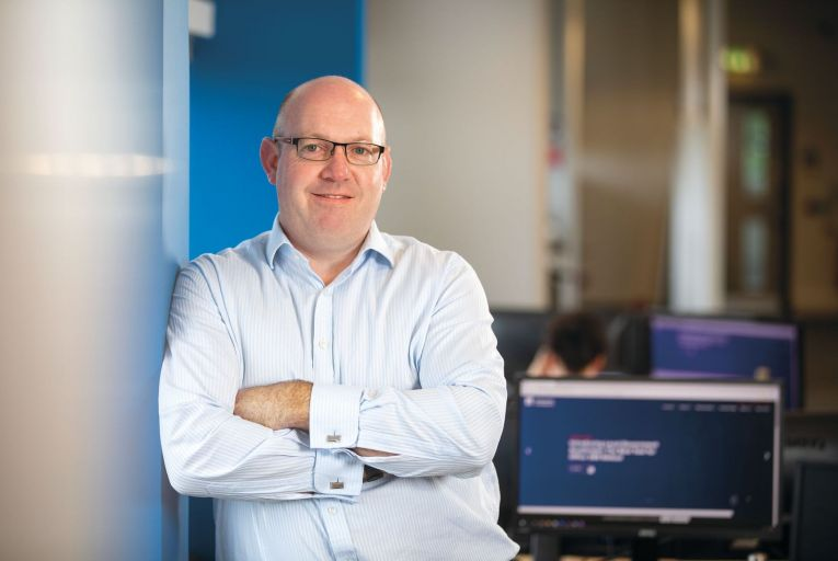 My Tech Life: Simon Cole, chief executive of Automated Intelligence