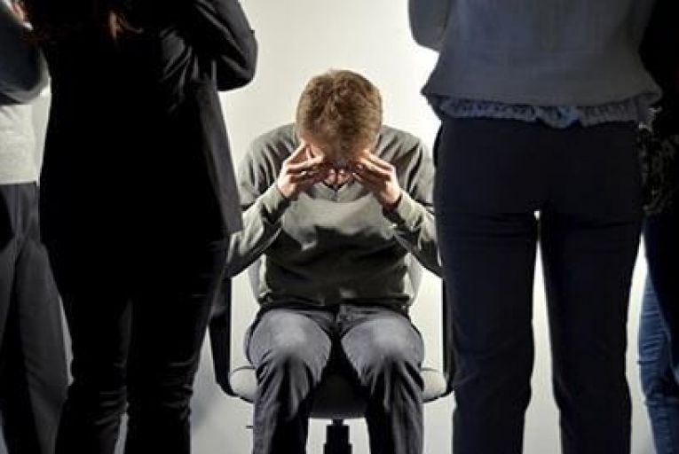 Bullying can happen anywhere even in the workplace Pic: iStock