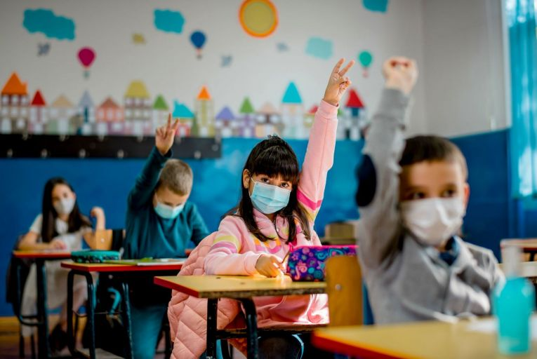Parents group calls for mandatory wearing of face masks in primary schools