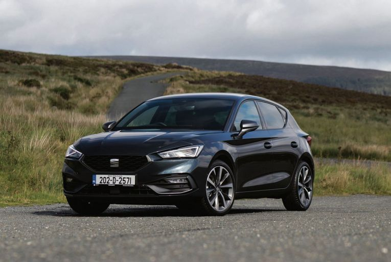 On test: New Seat Leon gives Golf a run for its money