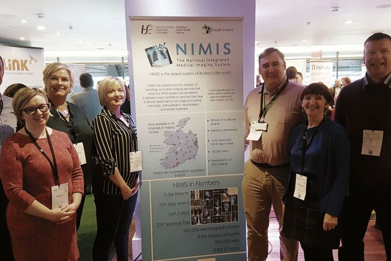 Members of the HSE NIMIS National Programme Team