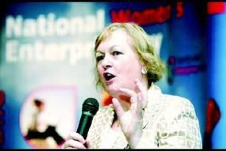 Paula Fitzsimons, national coordinator, GEM. Photo: Jason Clarke