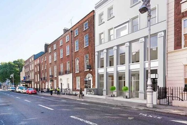 Green REIT signs lease for new Dublin office building