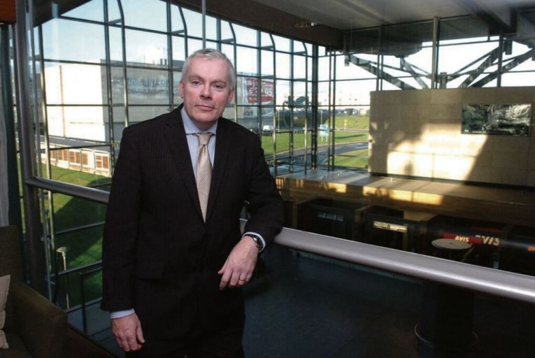 Niall MacCarthy, managing director at Cork Airport: 'We are already working on our recovery plans so that we can rebuild our British and continental European networks'