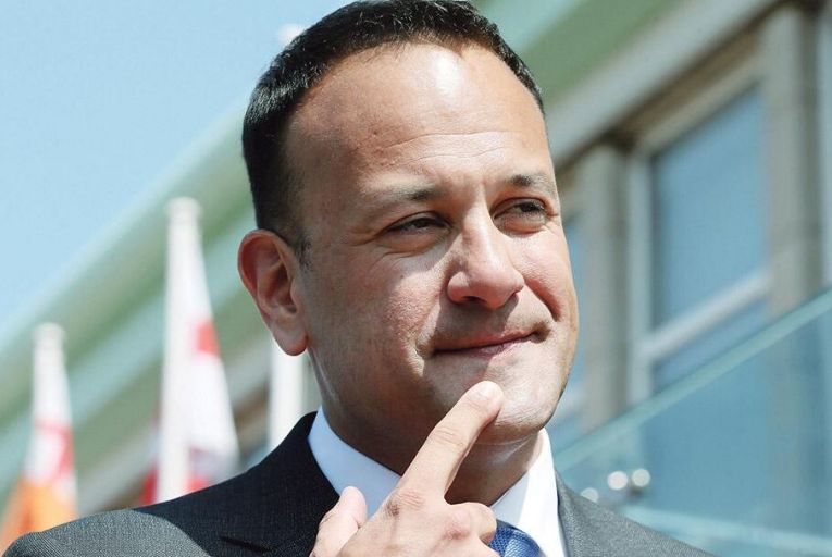 Leo Varadkar has suggested that maybe Prime Time should do a good time story on Ireland