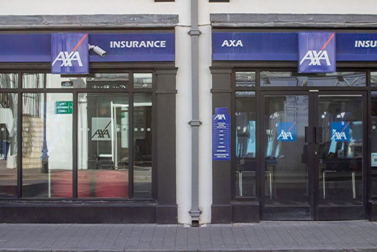 Axa appear in front of the Oireachtas finance committee today for a discussion on insurance, including on how it is responding to business interruption claims arising from the pandemic. Picture: Getty