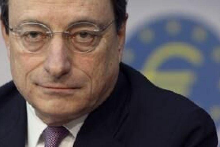 Draghi says ECB can't, won't print money