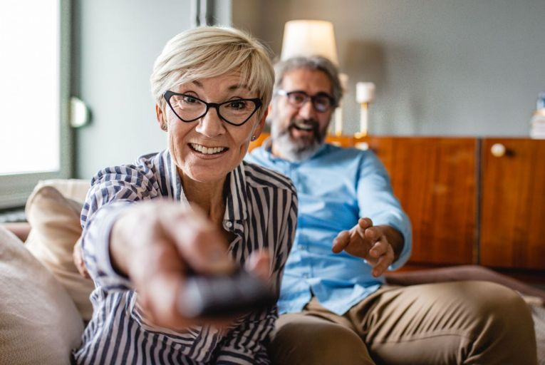 A new study found that 43 per cent of the over-65s in Ireland used at least one video-on-demand service in 2020