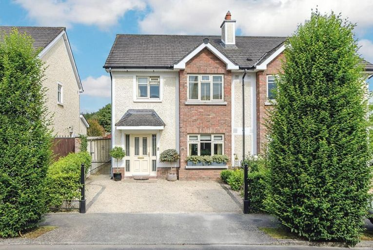 Three-bed family home in heart of charming village