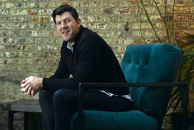 Shane Horgan interview: On a wing and a player