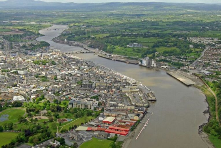 A government analysis showed that Dublin, Cork, Limerick, Galway and Waterford were only getting 31 per cent of the infrastructure funding despite being earmarked for 50 per cent of the future population growth