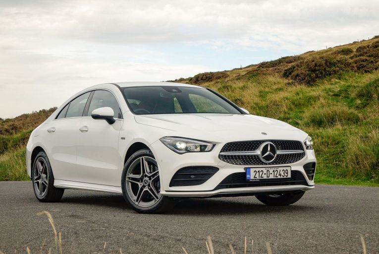 The new CLA 250 e from Mercedes: a quiet and refined drive that starts at €47,430