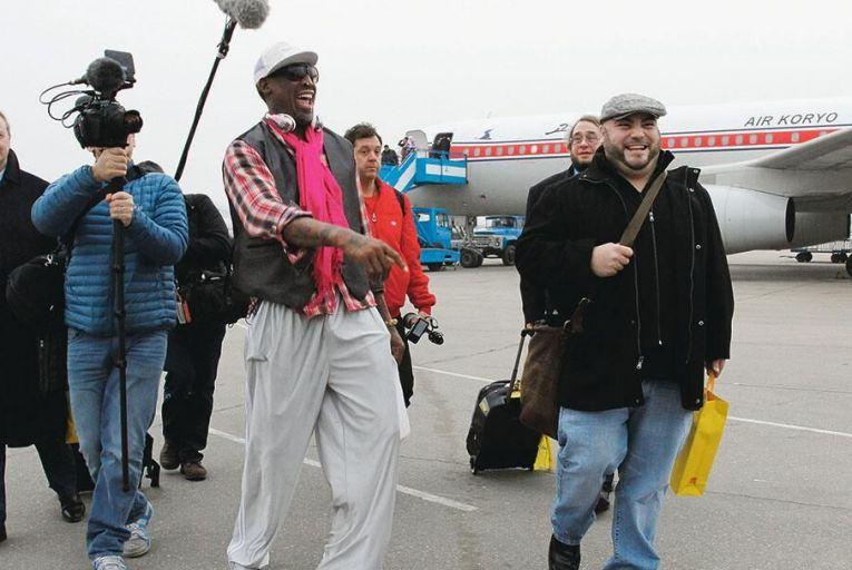 Matt Cooper: Dennis Rodman, North Korea and me