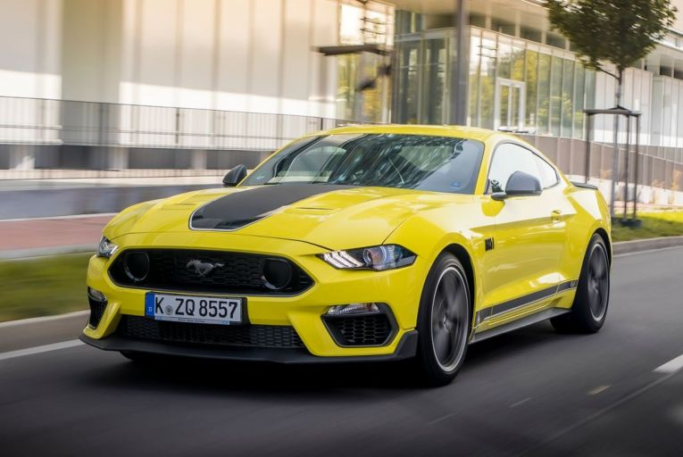 Test drive: Mighty new Mustangs put the Pony Car through its paces