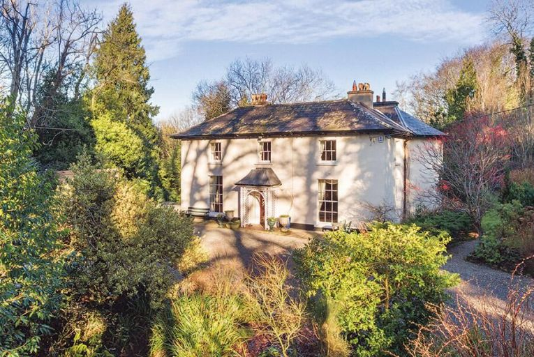 Enniskerry Lodge in  Co Wicklow is on  the market for  €2.495 million