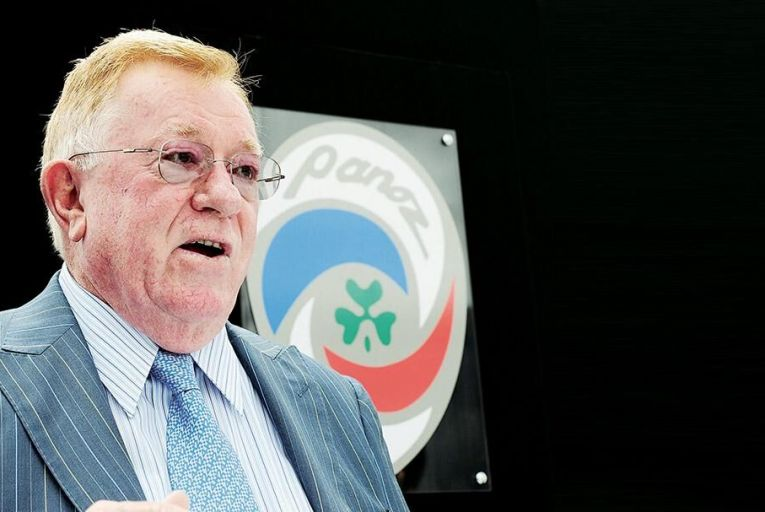 Don Panoz: 'What he  was phenomenal at was refusing to accept  that something  couldn't be done'