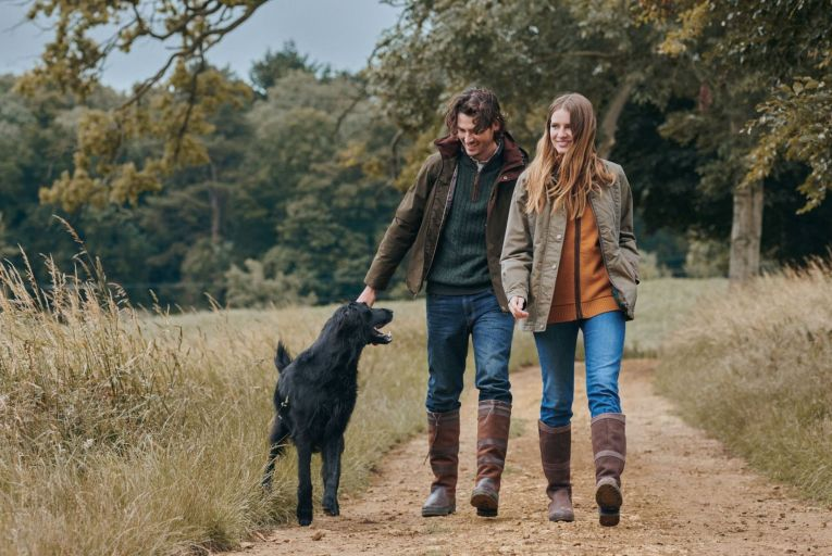Cheltenham is the main shopping town for a large cohort of Dubarry's target customers in Britain