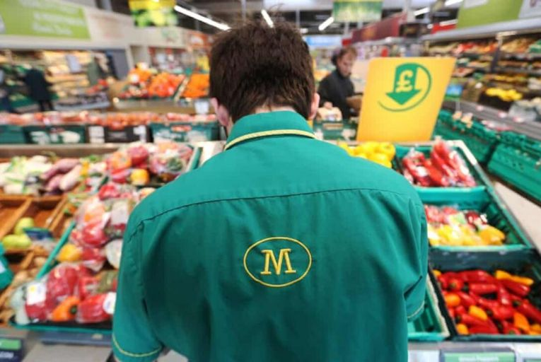 Morrisons supermarket chain in Britain was at the centre of a data breach case recently