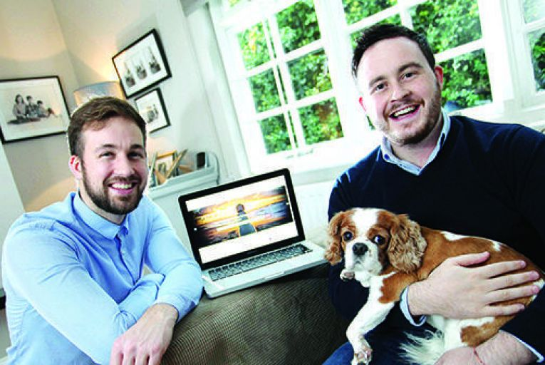 Brothers breed new life into dog minding industry