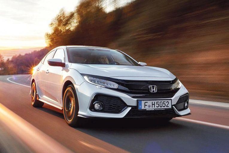 New Civic puts Honda back at the sharp end