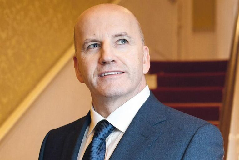 Seán Gallagher: pushed a pro-enterprise message in 2011