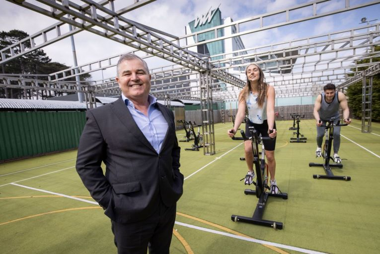 West Wood invests €300,000 to allow members exercise in outdoor areas