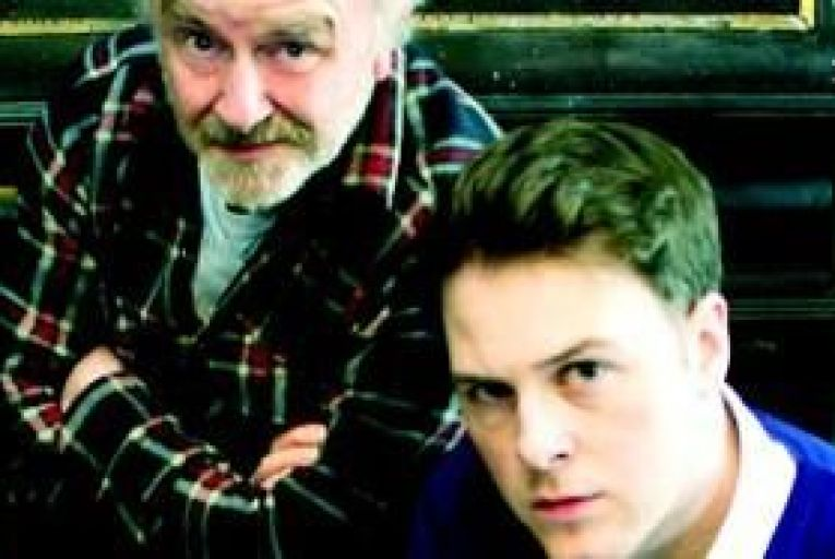 Mark Lambert and Shane O\'Reilly in Those Sick and Indigent.