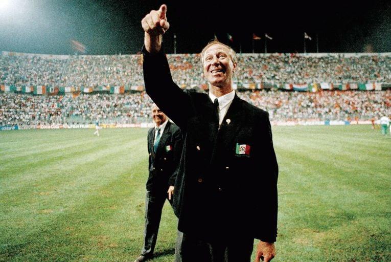 Jack Charlton, 1935-2020: the man who made Ireland dream