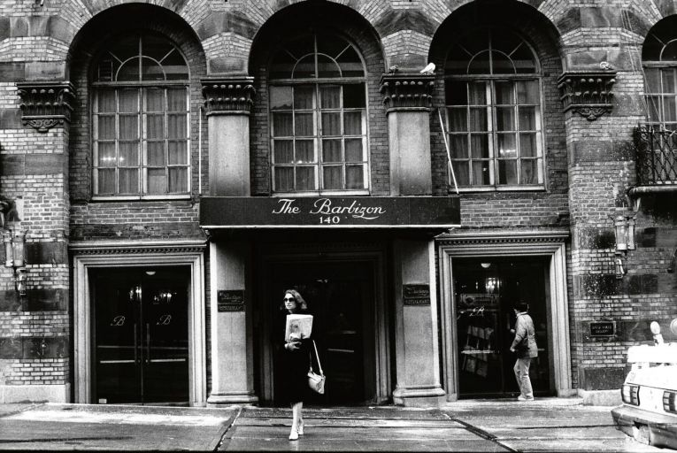 The Barbizon Hotel in 1980: it was immortalised, as the Amazon hotel in Sylvia Plath's novel The Bell Jar. Picture: Sara Krulwich/The New York Times