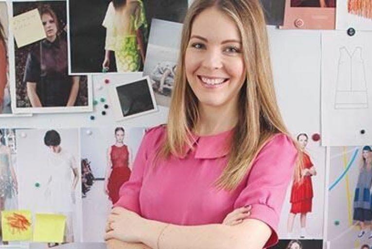 Designer Emma Manley in her studio in Dublin Feargal Ward