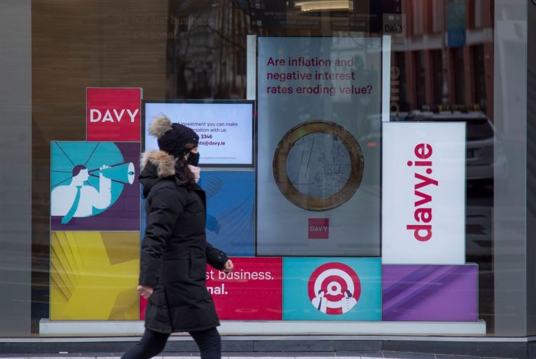Bank of Ireland is regarded as the front-runner in the race to buy Davy