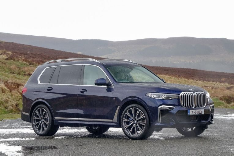 The BMW X7 is far more than just a taller 7 Series