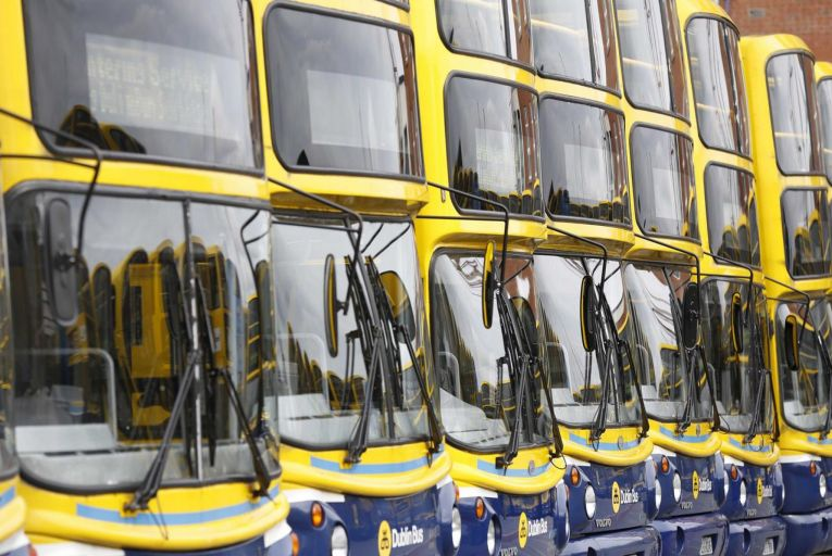 Budget bailout of €500m for state transport companies