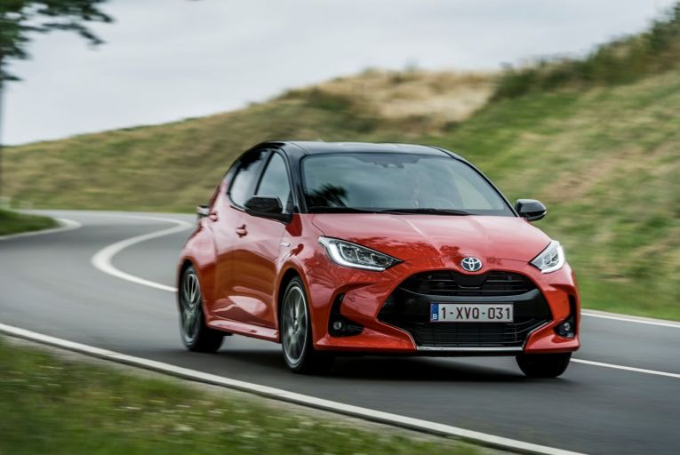 First drive: Toyota reinvents the Yaris to retain top-selling status
