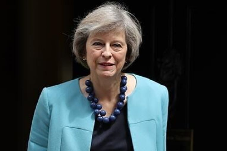 Theresa May looks odds on to become only the second female prime minister in Britain Pic: Getty