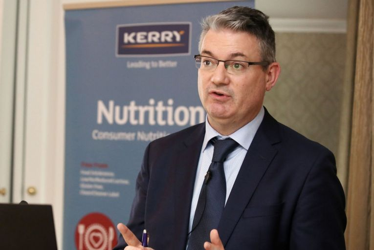 Edmond Scanlon, chief executive of Kerry Group, said the company had made its position clear on the milk supply contract. Picture: Rollingnews.ie