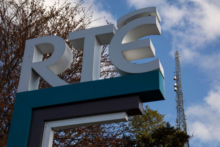 RTE will argue at the Oireachtas committee that while broadcasters are bound by strict laws, social media companies are comparatively unregulated. Picture: Fergal Phillips