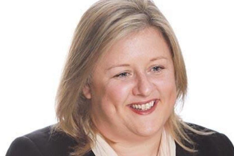 Dr Kara McGann, senior labour market policy executive withIbec