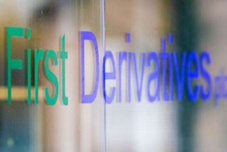 New First Derivatives boss: 'We didn't miss a beat' after founder's death